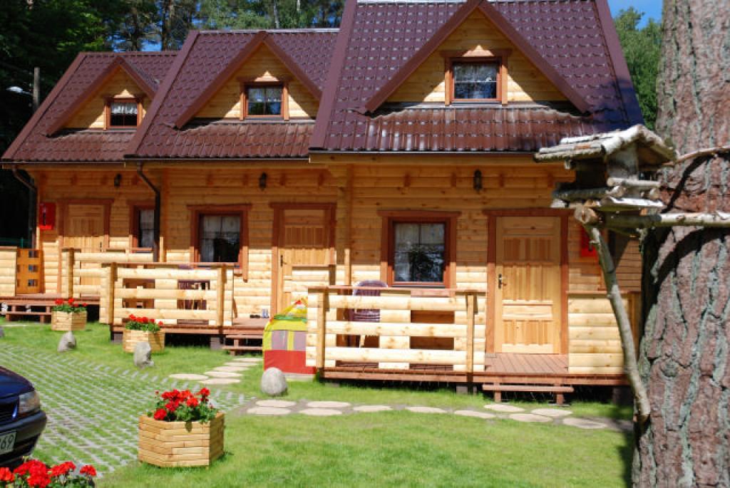Domki Letniskowe w Dźwirzynie